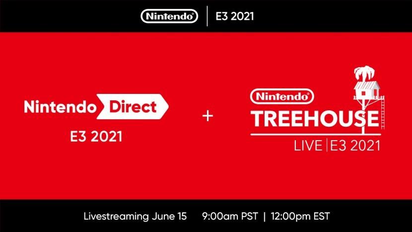 Мероприятие Nintendo Direct на E3 2021 пройдет 15 июня