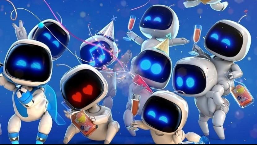 Команда разработчиков Astro's Playroom присоединилась к PlayStation Studios