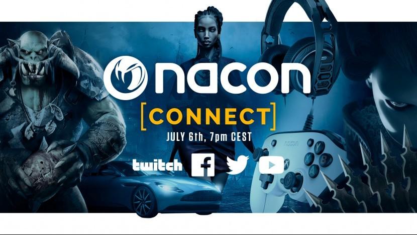 Nacon Connect анонсирован на 6 июля