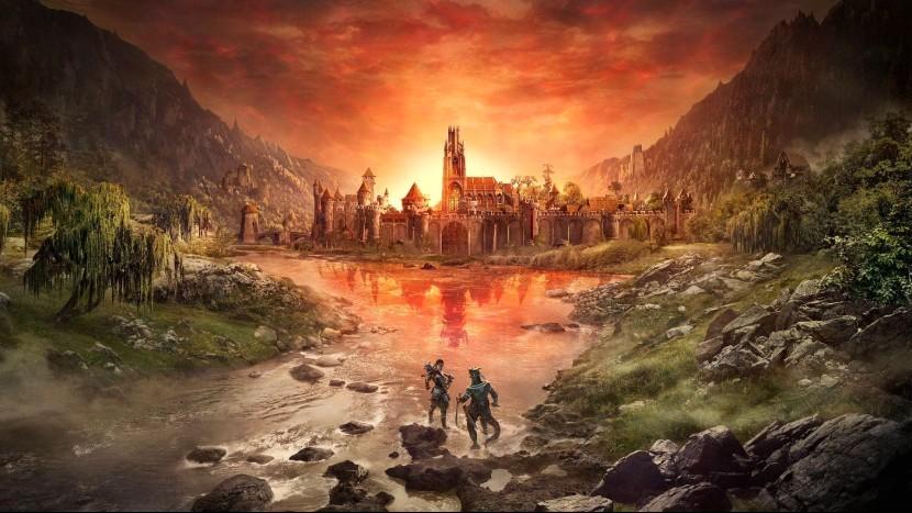 Анонсировано дополнение Blackwood для The Elder Scrolls Online
