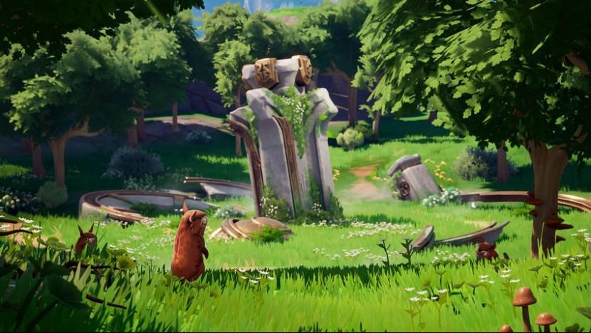 Новая игра с открытым миром от Singularity 6 Palia сосредоточена на создании онлайн-сообщества