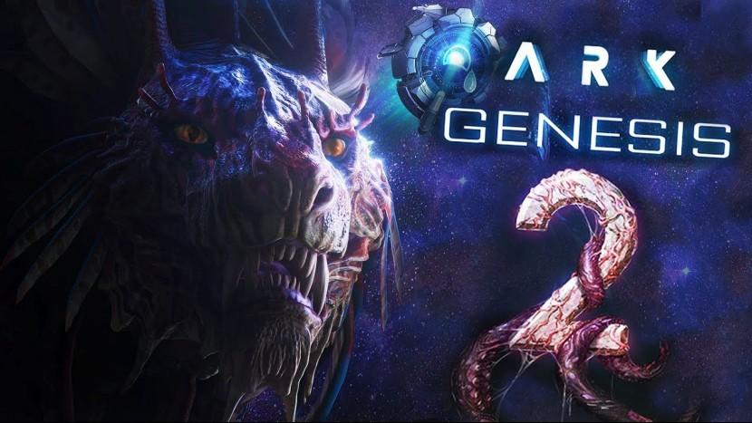 Вышло обновление Ark: Survival Evolved Genesis Part 2