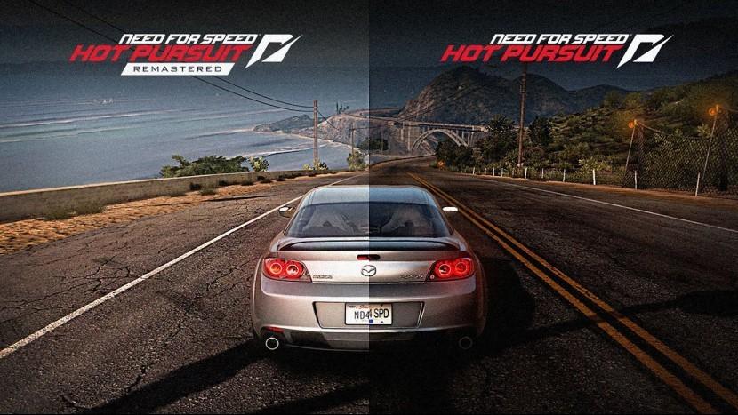 В EA Play добавят обновленную Need for Speed: Hot Pursuit Remastered