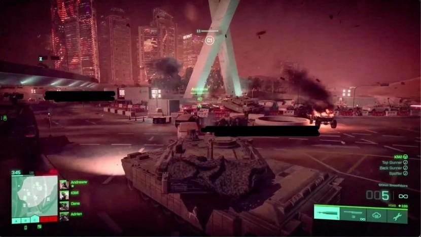 В сети появились скриншоты новой игры Battlefield
