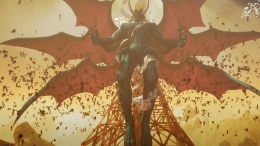 В сеть просочилась информация о дате выхода Shin Megami Tensei 5