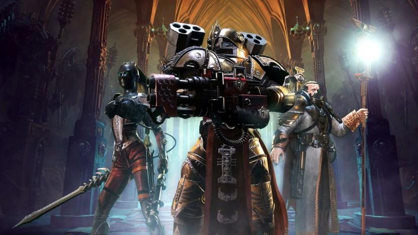 Три игры серии Warhammer можно скачать бесплатно до 6.06.2021