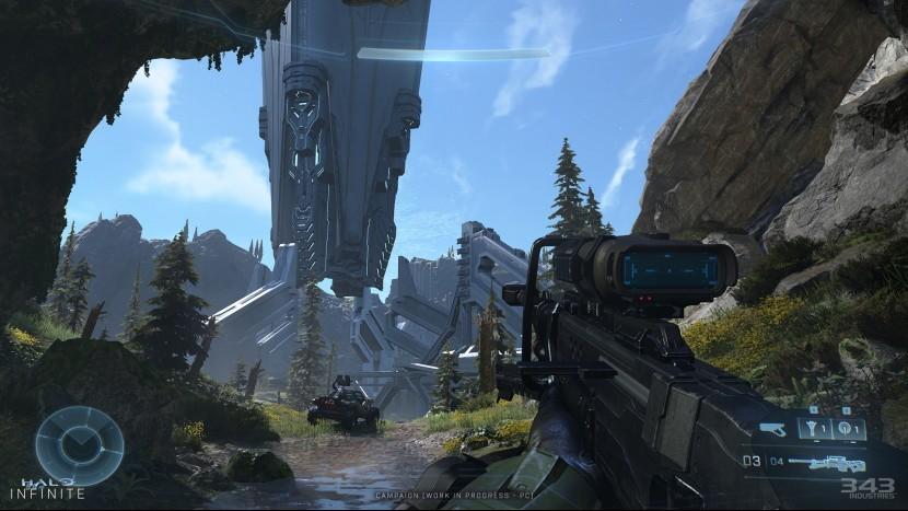 Разработчики Halo: Infinite планируют раскрыть новые детали о игре этим летом