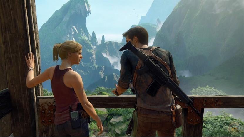 Разработчики Uncharted 4 отпраздновали пятилетие игры