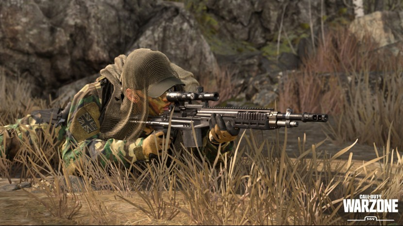 Читера Call of Duty: Warzone забанили во время трансляции известного стримера