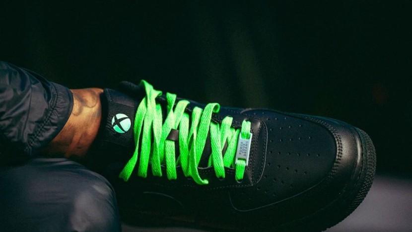Adidas создают кроссовки в стиле Xbox