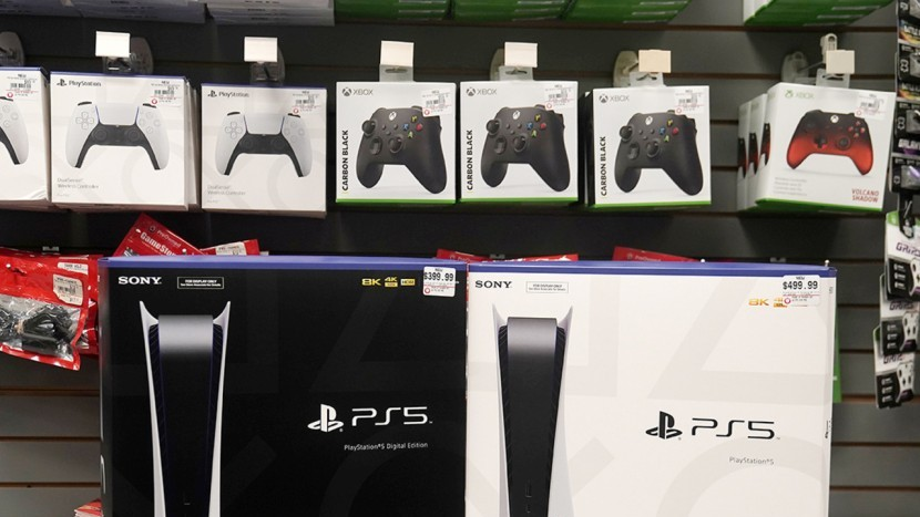 В Sony задумались о редизайне PlayStation 5