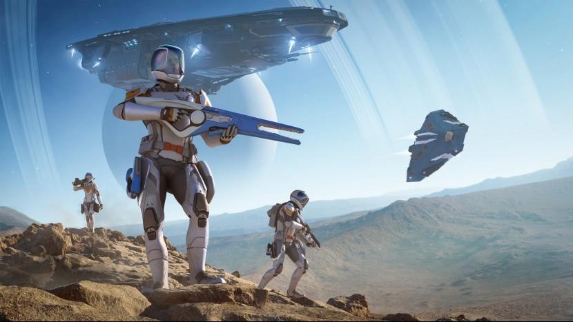 Игра Elite Dangerous: Odyssey получила второе крупное обновление