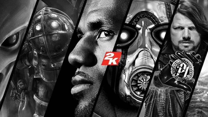 Стало известно о новых играх 2K