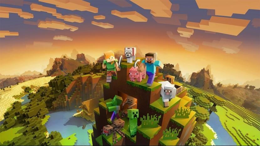 Стали известны новые подробности обновления Caves & Cliffs для Minecraft