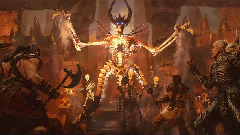 Разработчики Diablo II: Resurrected хотят облегчить игру, не упрощая ее