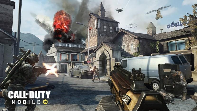 Activision разрабатывает вторую мобильную игру во вселенной Call of Duty