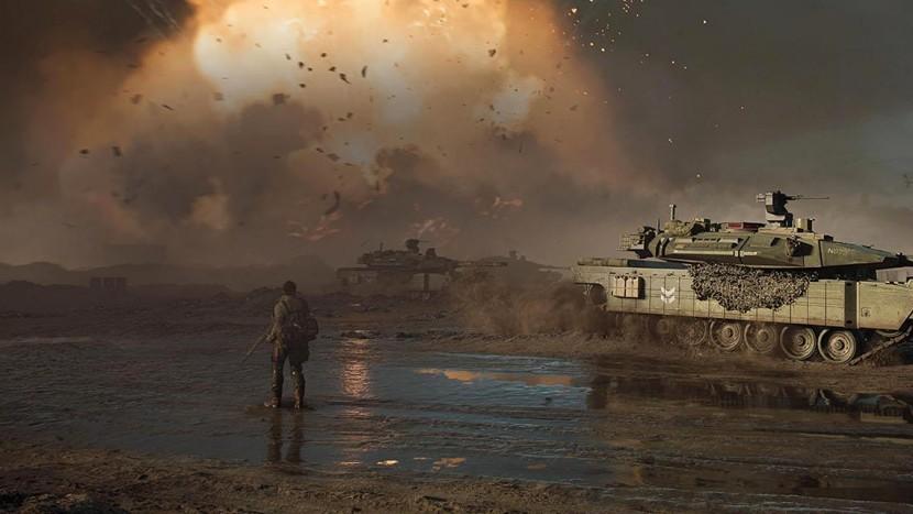 В Battlefield 2042 смогут играть до 128 игроков за матч