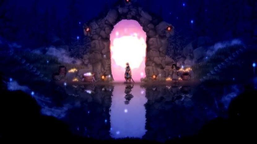 Salt And Sacrifice выйдет на PS4, PS5 и ПК в начале 2022 года