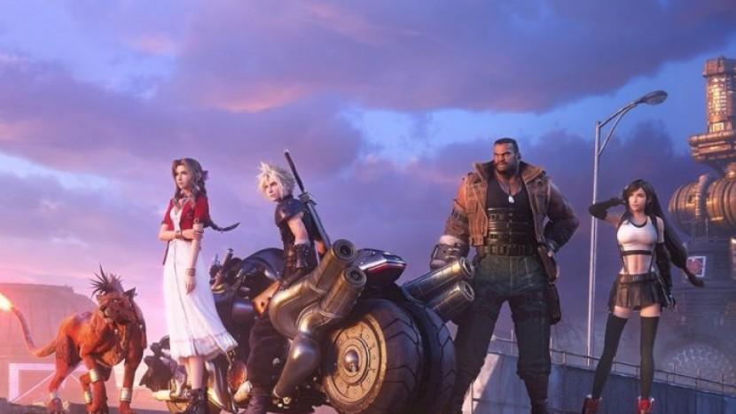 Вышло обновление Final Fantasy 7 Remake для PS5