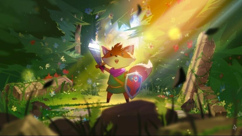 С 15 июня выйдут демоверсии Tunic, Lake, Sable и других игр для Xbox