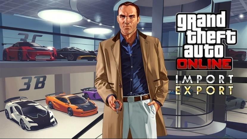 Для GTA Online стартует событие по импорту/экспорту