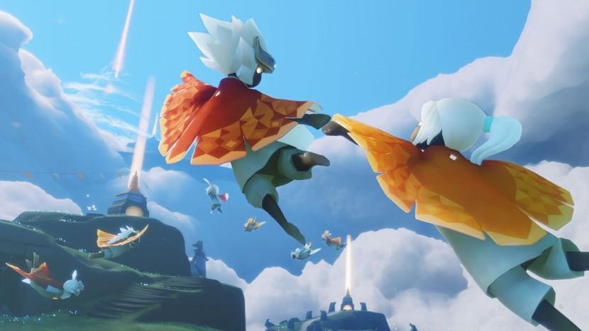 Sky: Children Of The Light выйдет на Nintendo Switch 29 июня