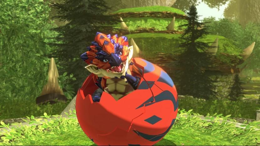 Вышел сюжетный трейлер Monster Hunter Stories 2: Wings of Ruin