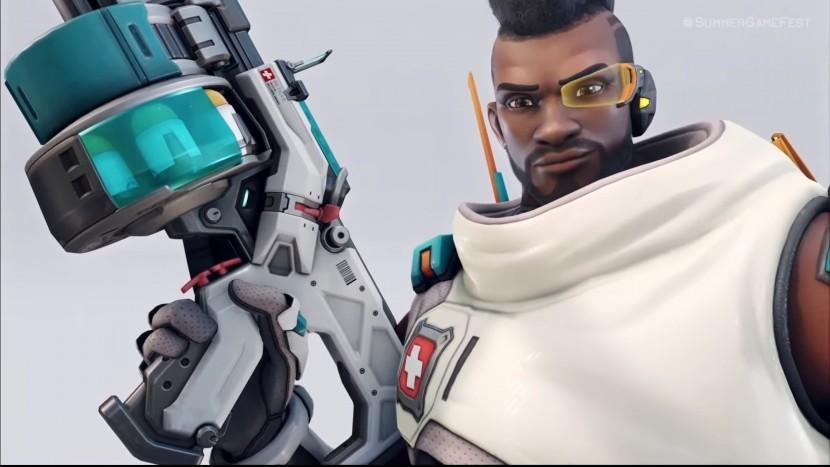 На Summer Games Fest 2021 показали новые скины для Overwatch 2