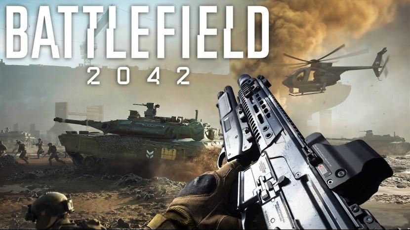 Стали известны бонусы за предзаказ Battlefield 2042