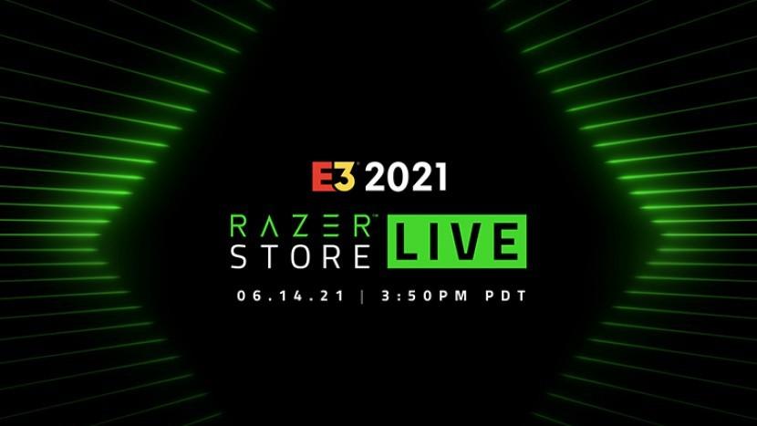 Трансляция Razer на E3 2021