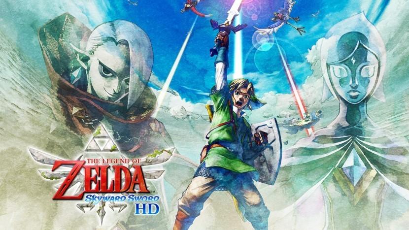 На Nintendo eShop появился предзаказ The Legend of Zelda: Skyward Sword HD