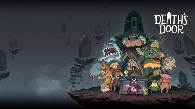 Игра Death's Door от разработчика Titan Souls выйдет 20 июля