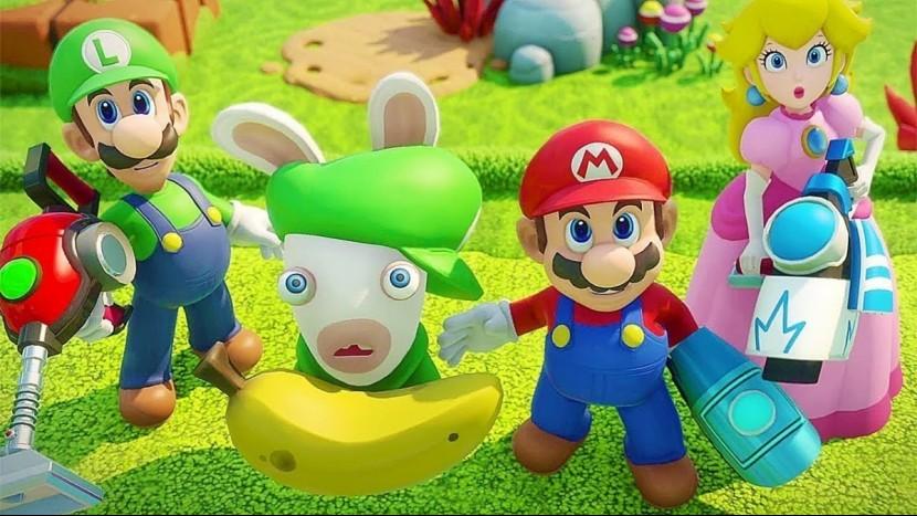 Mario+Rabbids: Kingdom Battle стала самой продаваемой сторонней игрой для Switch