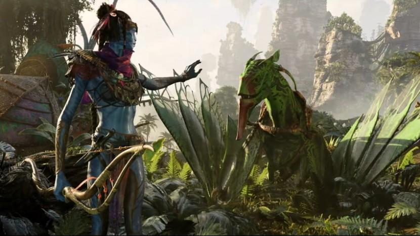На E3 2021 показали первый трейлер Avatar: Frontiers of Pandora