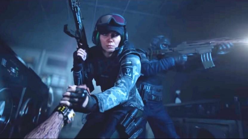 На E3 2021 представили исцеляющего оперативника для Rainbow Six Siege