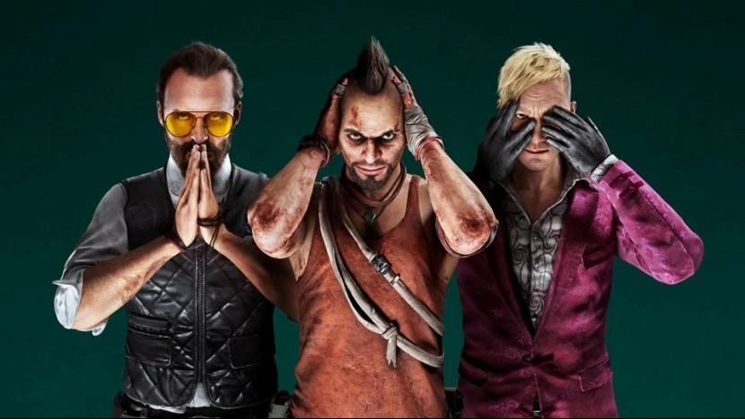 Сезонный абонемент Far Cry 6 позволит играть за злодеев из предыдущих игр