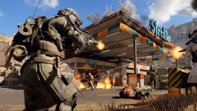 Для Call of Duty Сезон 4 вышел новый кинематографический трейлер