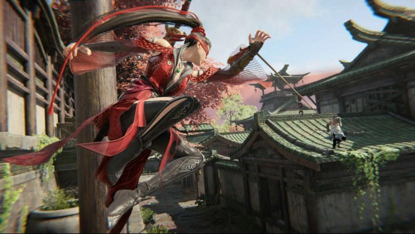 Naraka: Bladepoint выйдет 12 августа