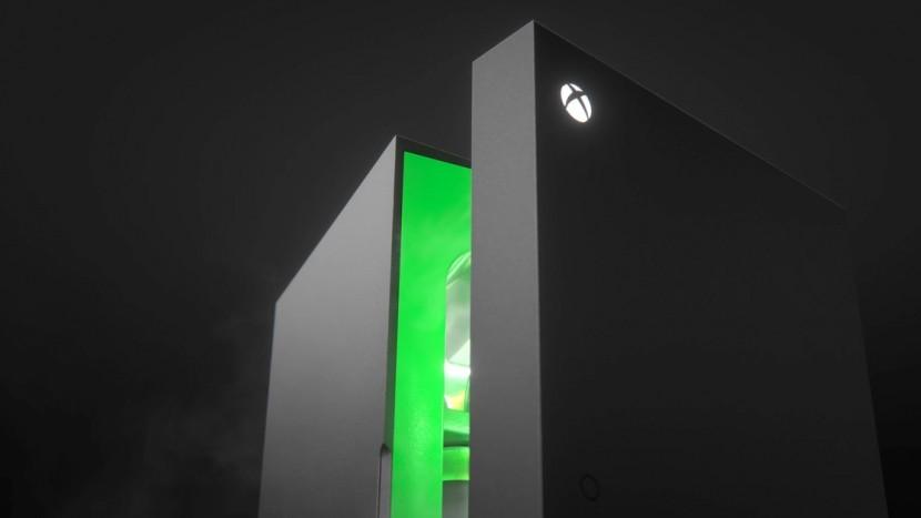 Microsoft подтверждает, что мини-холодильники Xbox все еще в разработке