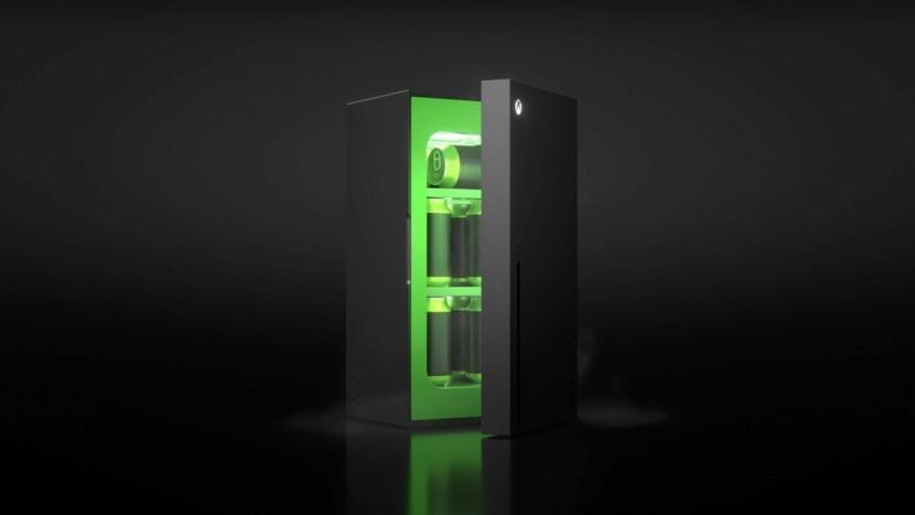 Появилось видео холодильника от Microsoft