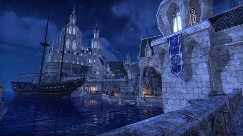 The Elder Scrolls Online получит обновленную графику для Xbox Series X S