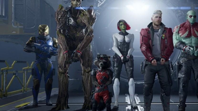 Анонсы трансляции Square Enix на E3 2021: Guardians of The Galaxy, Final Fantasy Origin, Babylon's Fall