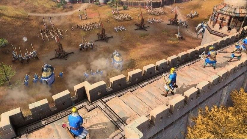 В новом трейлере Age of Empires IV были показаны морские сражения