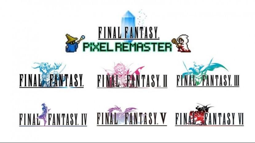 Анонсировал сборник Final Fantasy Pixel Remaster и переиздание Legend of Mana