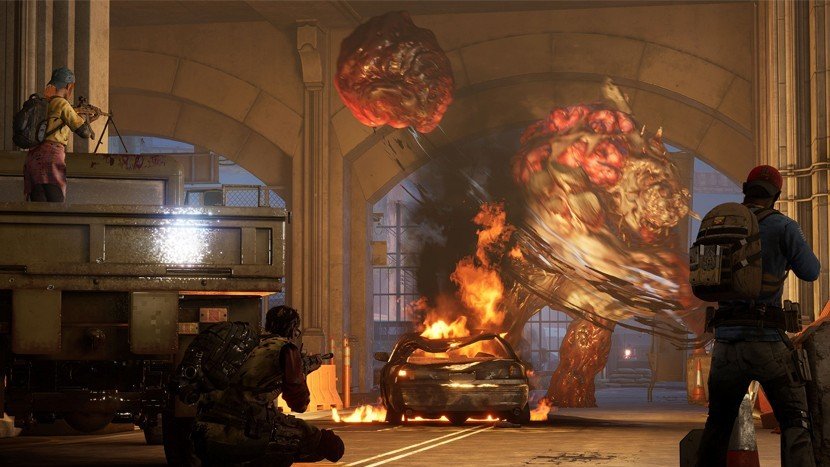 Разработчики показали PvP-режим Back 4 Blood