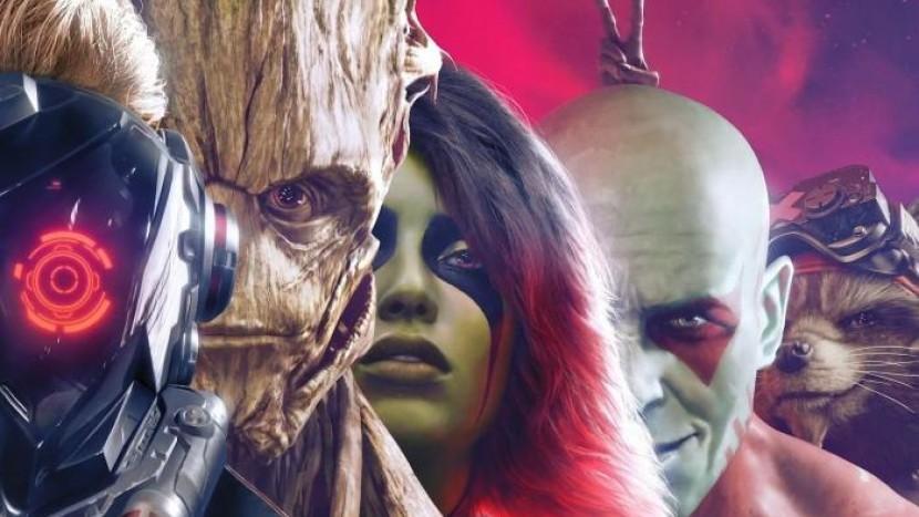 Стартовал предзаказ на Guardians of the Galaxy