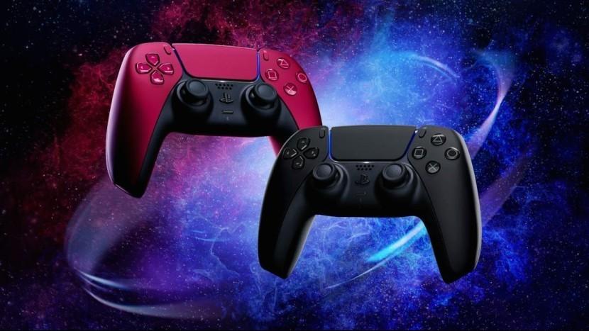 Контроллер для PlayStation 5 обзаведется черным и красным цветом