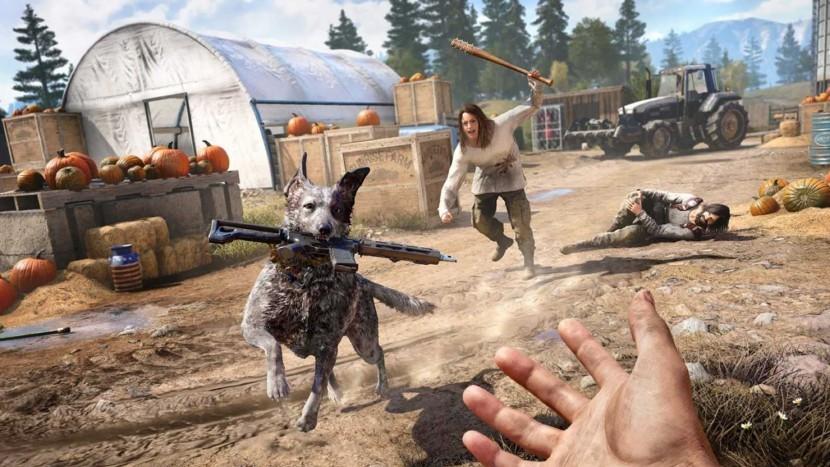 Сюжетную кампанию Far Cry 6 можно будет пройти в режиме онлайн-кооператива
