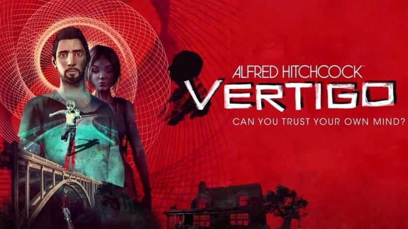 Vertigo Альфреда Хичкока станет своего рода видеоигрой