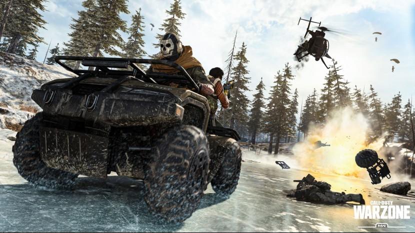 Стало известно как можно получить бронетехнику в Call of Duty: Warzone